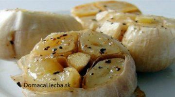 Zjedzte 6 opečených cesnakov a sledujte, čo sa začne diať počas nasledujúcich 24 hodín