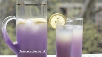 Tento recept na levanduľovú limonádu vás zbaví úzkosti a bolesti hlavy