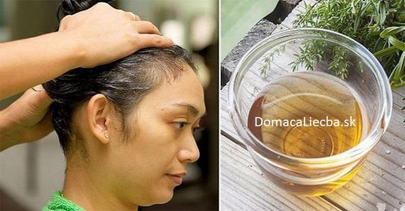 šampón na regeneráciu vlasov