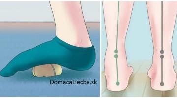 Zbavte sa bolesti nôh v priebehu minút pomocou týchto 5 strečingov