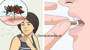 Užívajte tento vitamín a celé leto budete odpudzovať komáre