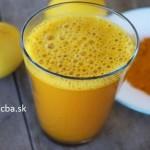 Toto sa stane, ak do vašej rannej citrónovej vody pridáte navyše aj kurkumu