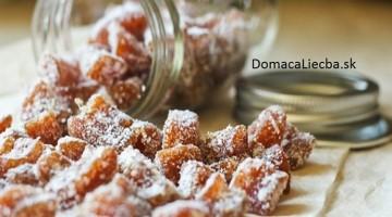 Keby som ten recept poznal skôr: Zázvorové cukríky na 14 chorôb