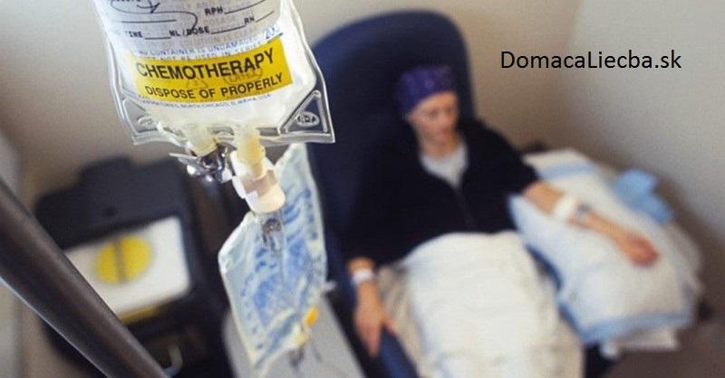 chemoterapia a jej účinok na rakovinu