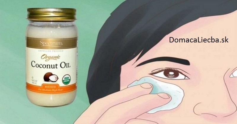 kokosový olej a dosiahnutie mladšieho vzhľadu