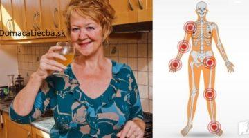 Vyskúšala takmer všetko, no z bolestí kĺbov a artritídy ju vyliečila až zmes týchto 2 látok