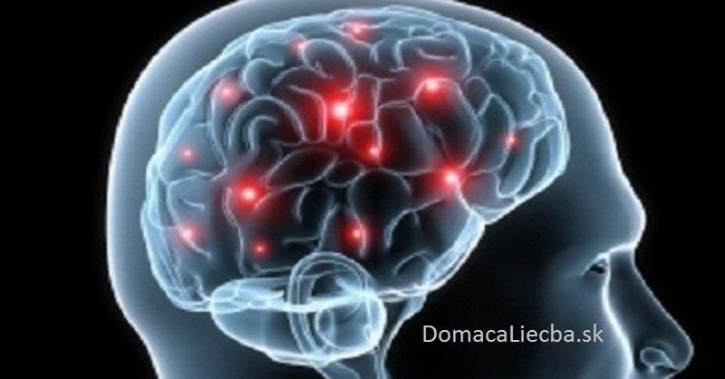 živiny pre mozog