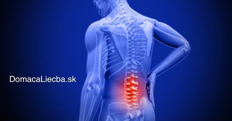 bolesti chrbta reflexológia