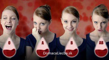 Čo vypovedá krvná skupina o vašej osobnosti a charaktere