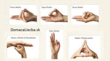 8 ručných znakov, ktoré majstri jogy používajú na zbavenie sa migrén, úzkosti a stresu