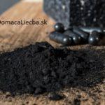 Zlepšite funkcie obličiek, nadobličiek a pečene s pomocou aktívneho uhlia