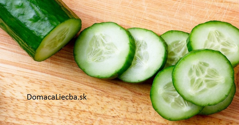 10 zdravotných prínosov obyčajnej uhorky, o ktorých ste zrejme nevedeli