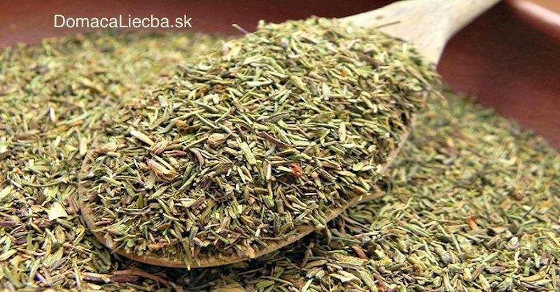 Tento čaj lieči artritídu, štítnu žľazu, sklerózu multiplex a omnoho viac