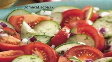 O tomto zrejme neviete: Nikdy nejedzte uhorky a paradajky spolu v jednom šaláte