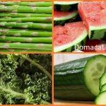 14 potravín s takmer žiadnymi kalóriami, no množstvom živín