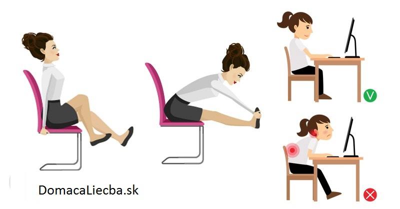 Ak sedíte viac než 3 hodiny každý deň, vášmu telu sa stanú tieto 4 hrozné veci