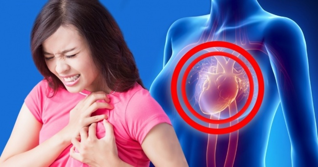 6 príznakov srdcového infarktu, ktoré sa zvyčajne vyskytujú len u žien