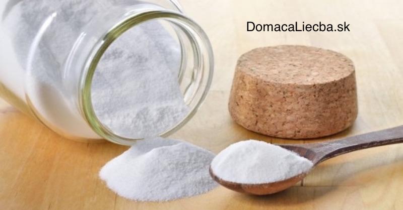Prášok mocnejší než sóda bikarbóna: Zbavuje bolesti do 2 minút a lieči celé telo