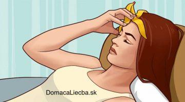 9 prírodných vecí na migrénu: Potlačia bolesť, no neuškodia pečeni