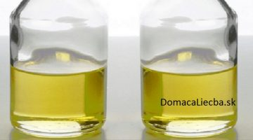 Olej, čo odstráni kyselinu močovú z krvi, vylieči úzkosť a potlačí túžbu po cigarete i alkohole