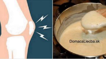 Stop páleniu kĺbov: S týmto receptom sa zbavíte bolestí za pár týždňov