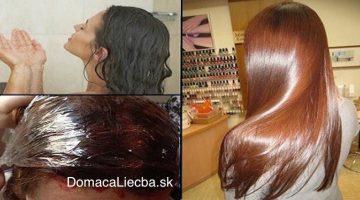 Vyrobte si túto domácu farbu na vlasy: Nedráždi pokožku avýborne farbí