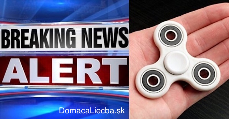 Výstraha: Odhoďte hračky fidget spinner. Úrady varujú, že deťom môžu vážne ublížiť