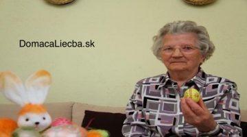 85 ročná starká užíva túto zmes 2 krát denne a nikdy nemala vysoký krvný tlak, ani cholesterol