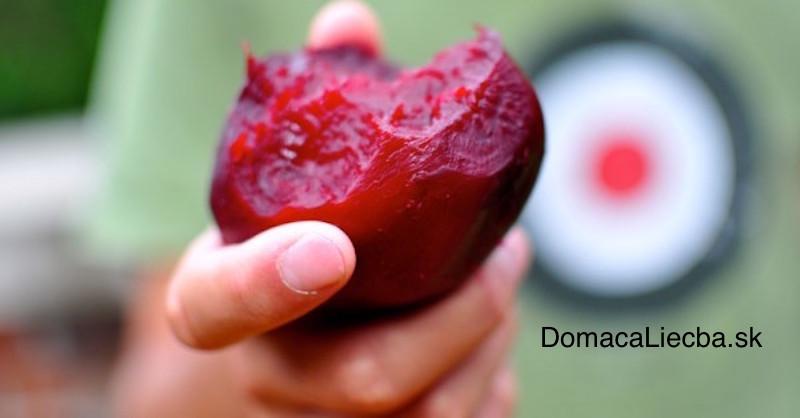 Test na žalúdočnú kyselinu: Červená repa zistí, či jej máte dosť