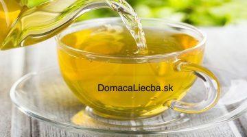 Najlepší bylinkový čaj na liečbu menštruačných bolestí, stresu a zlého trávenia