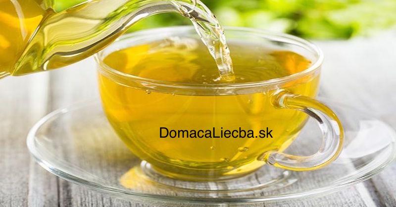 Najlepší bylinkový čaj: Vylieči menštruačné bolesti, stres aj zlé trávenie
