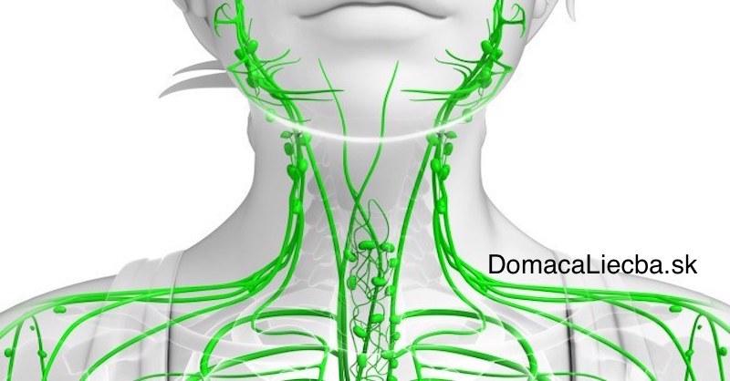 Ako prečistiť lymfatický systém a uzliny, keď lymfa uviazne
