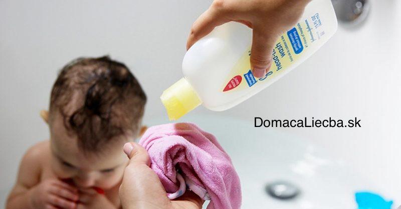 Detská kozmetika často obsahuje tento karcinogén. Vyhnite sa mu!