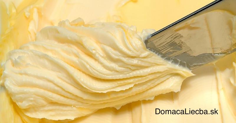 Ako si vyrobiť domáce maslo a už viac nekupovať drahé z obchodu
