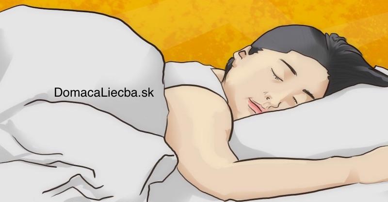 Čas, v ktorý sa v noci zobúdzate, môže predpovedať problémy v určitých orgánoch