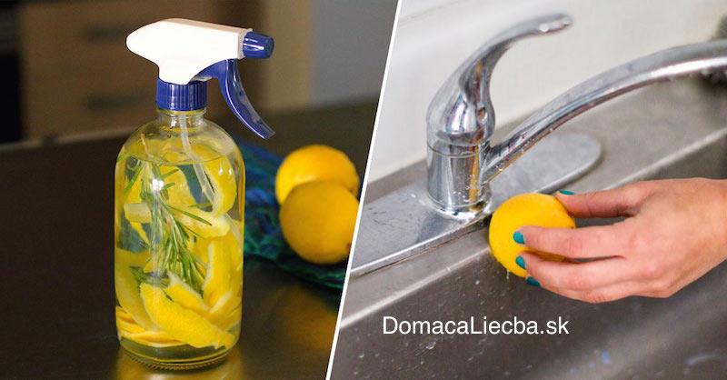 6 geniálnych spôsobov, ako využiť citrónovú kôru v domácnosti
