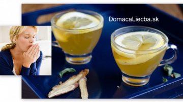 Najúčinnejší domáci sirup na odstránenie hlienov z priedušiek a pľúc