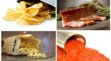 Onkológovia varujú – Prestaňte jesť týchto 8 potravín, čo spôsobujú rakovinu!