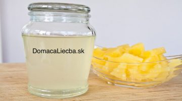 Táto ananásová voda potlačí zápaly, odstráni bolesti kĺbov a zlepší trávenie