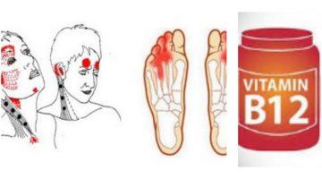 Nikdy neprehliadajte tieto varovné príznaky nedostatku vitamínu B12