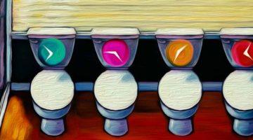 Koľkokrát za deň by ste mali ísť na malú toaletu?