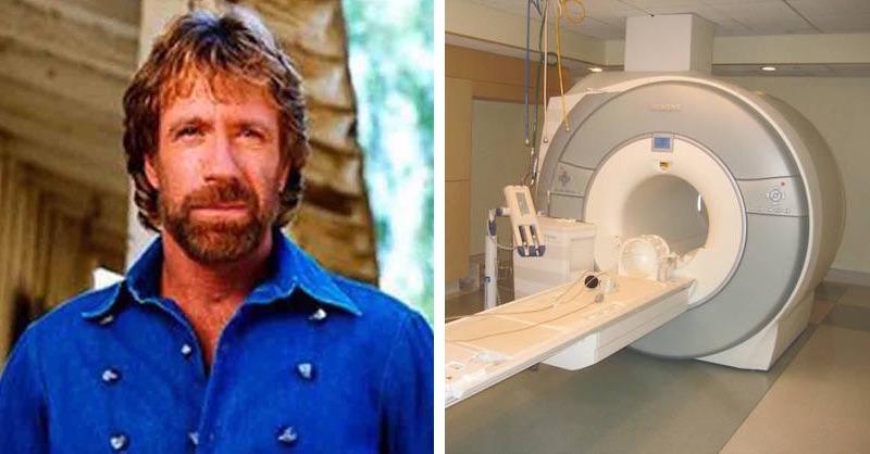Magnetická rezonancia má vážny problém: Chuck Norris podáva žalobu na 11 firiem