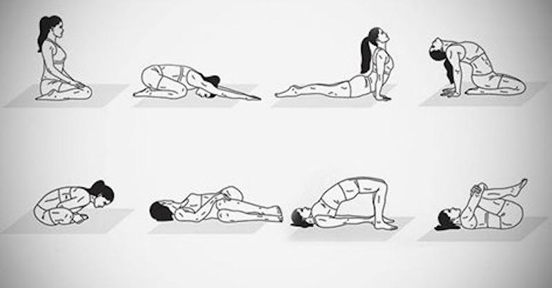 7 prínosov ľahkého cvičenia večer pred spaním