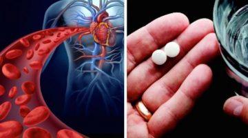 Lieky na riedenie krvi môžu spôsobiť náhle úmrtie. Namiesto nich užívajte toto