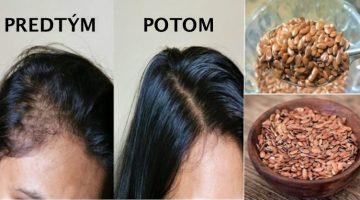 Tajný babičkin recept s ľanovými semienkami, čo kompletne zmenil rast mojich vlasov