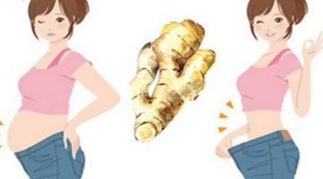 Ako sa ľahko zbaviť prebytočných kíl a tuku pomocou zázvoru