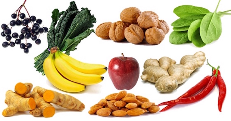 60 alkalických potravín, ktoré bojujú srakovinou, zápalmi, cukrovkou ichorobami srdca