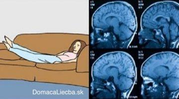 Netušil som, že aj lenivosť dokáže byť pre mozog prínosom. Pozrite sa, ako