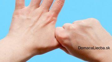 Držte ruky v tejto polohe… Neuveríte, čo bude nasledovať