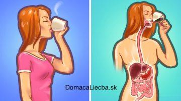 9 vecí, ktoré by ste nemali robiť na prázdny žalúdok